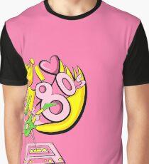 I love the 80's glam rockstar Graphic T-Shirt
