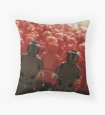 One Theory on How the Apocalypse Starts Throw Pillow