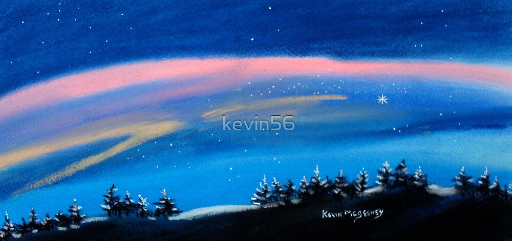SILENT NIGHT by Kevin Mcgeeney