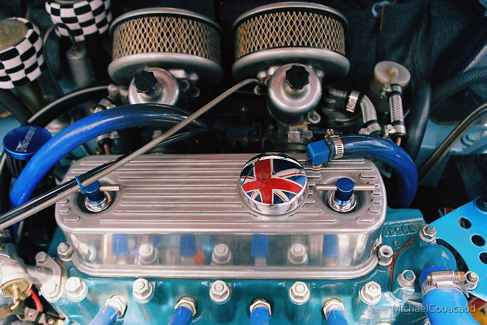 The Great British Engine by MichaelCouacaud