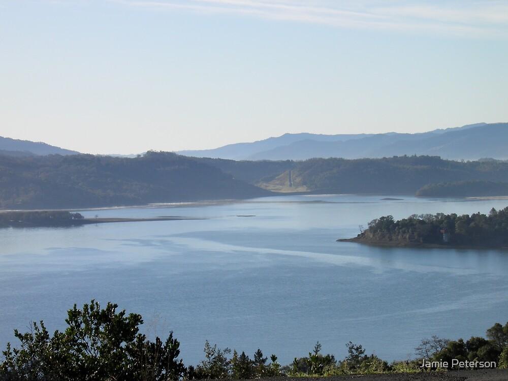 Lake Mendocino by Jamie Peterson