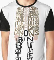 Demons Run Graphic T-Shirt