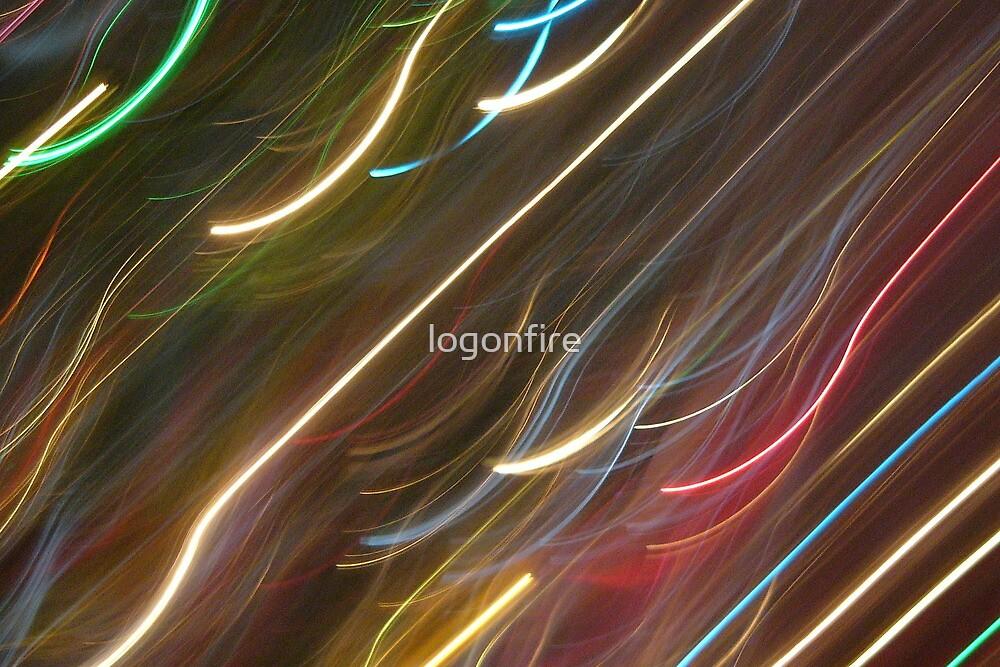 Light mesh 3: Hair lit by fire by logonfire
