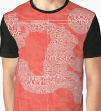 Versus (Red) Graphic T-Shirt