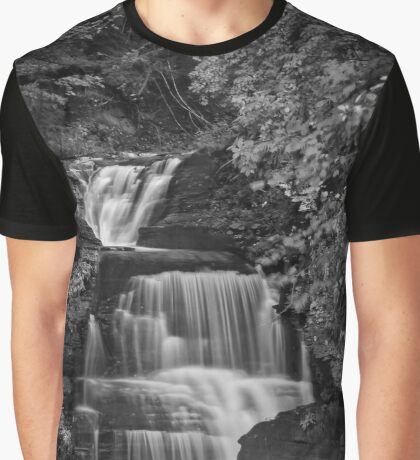 Go With The Flow Graphic T-Shirt