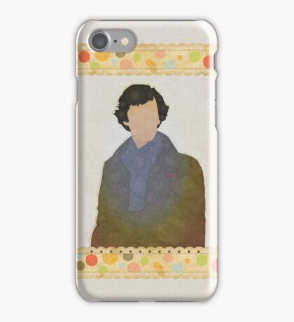 Shabby Sherlock iPhone Case/Skin
