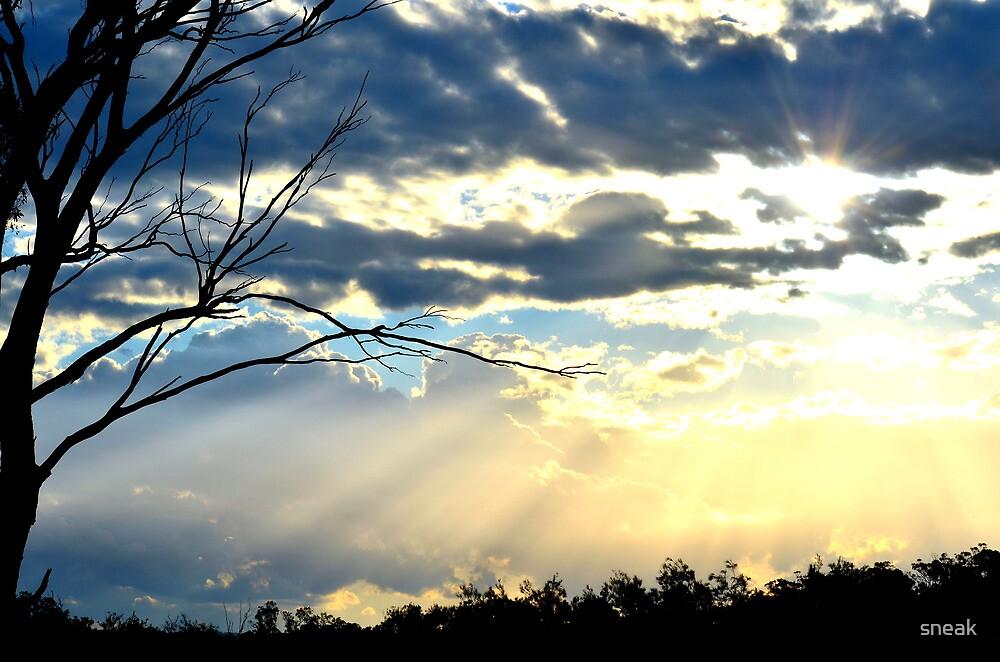 Avon valley sunset,York....Western Australia by sneak
