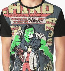 El Tigre Chino Graphic T-Shirt