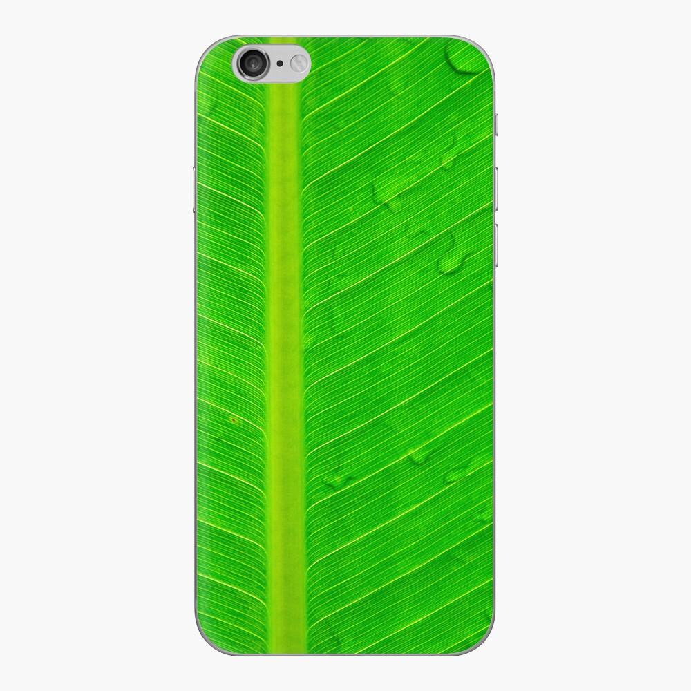 Banana leaf - case iPhone Klebefolie