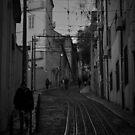 Dark Lisbon by Fentanilo