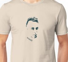 What would Hitch do? Unisex T-Shirt