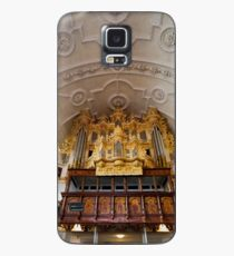 Pipe organ in Celle, Germany Case/Skin for Samsung Galaxy