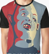 """Sloth from The Goonies - """"Hey You Guys"""" Graphic T-Shirt"""