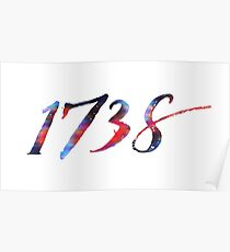1738 Poster