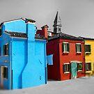 Burano, Venice Italy - 7 by Paul Williams