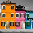 Burano, Venice Italy - 11 by Paul Williams