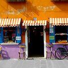 Burano, Venice Italy - 9 by Paul Williams