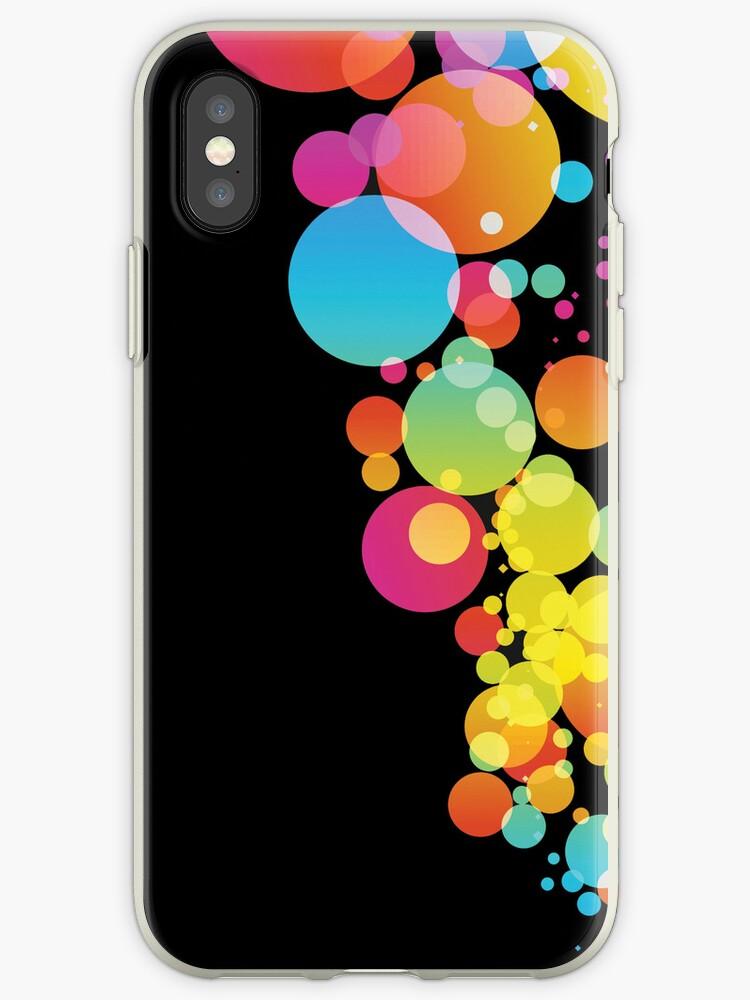 The Technicolour Bubbles by eyevoodoo