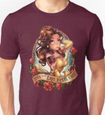 Till the Last Petal Falls Unisex T-Shirt