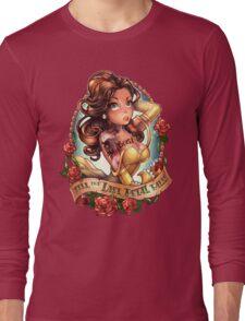 Till the Last Petal Falls Long Sleeve T-Shirt