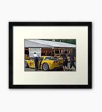Winners Framed Print