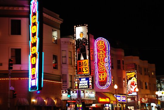 ol' beat Broadway by Bob Moore