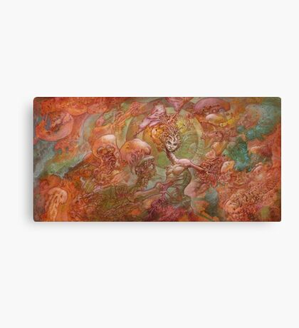 The Covenant Reticulate  Canvas Print