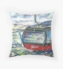 Stowe Gondola Throw Pillow