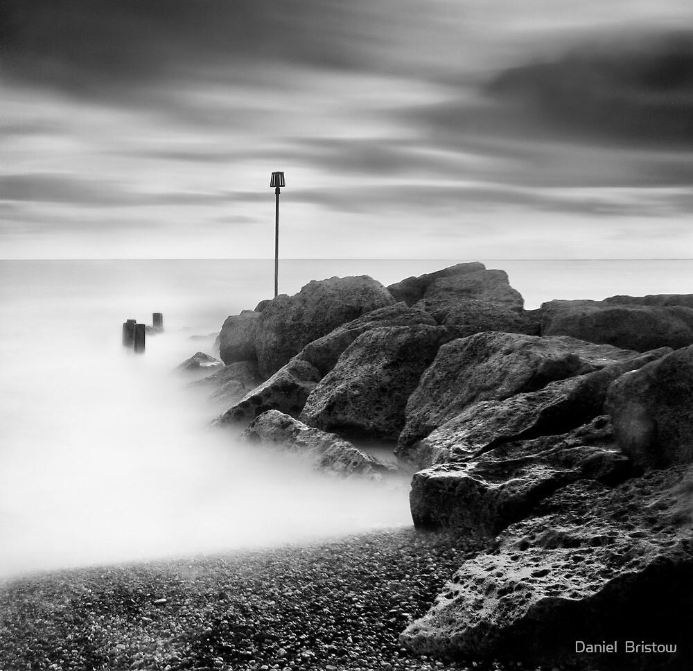 West Bay rocks,  by Daniel  Bristow