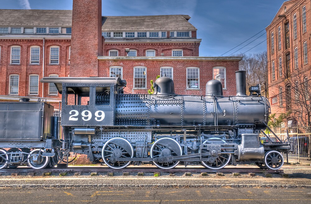 Old #299 by Anthony L Sacco