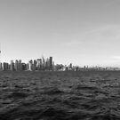 Toronto Skyline by Niamh Harmon