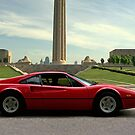 1979 Ferrari 308 GTB - Kansas City Liberty Memorial by TeeMack