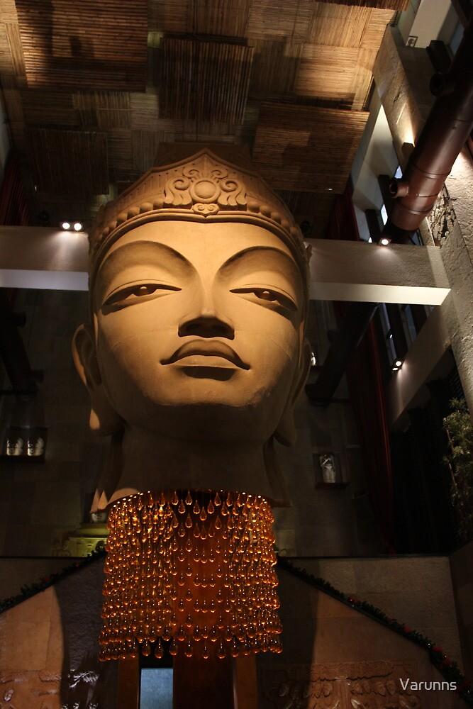 Buddha @ Shiro's by Varunns