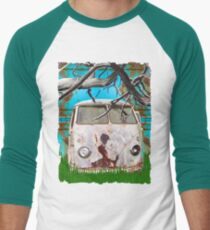 kombi creation Men's Baseball ¾ T-Shirt