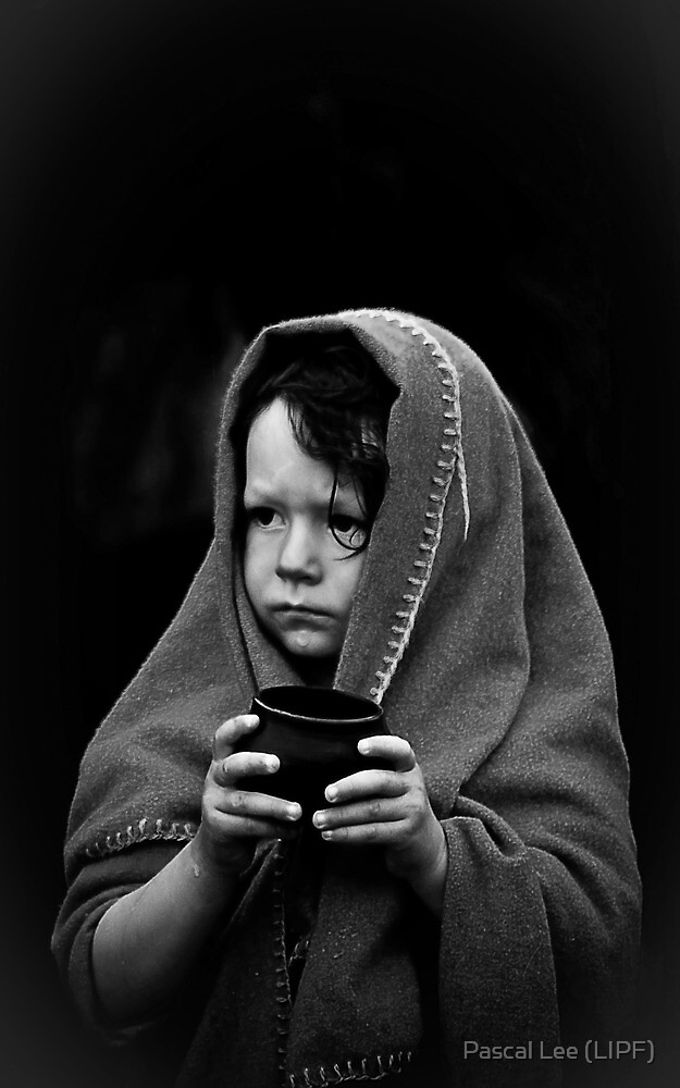 Viking Child- Youghal Ireland by Pascal Lee (LIPF)