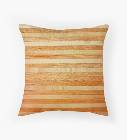 Coffee Table Image Landscape Throw Pillow