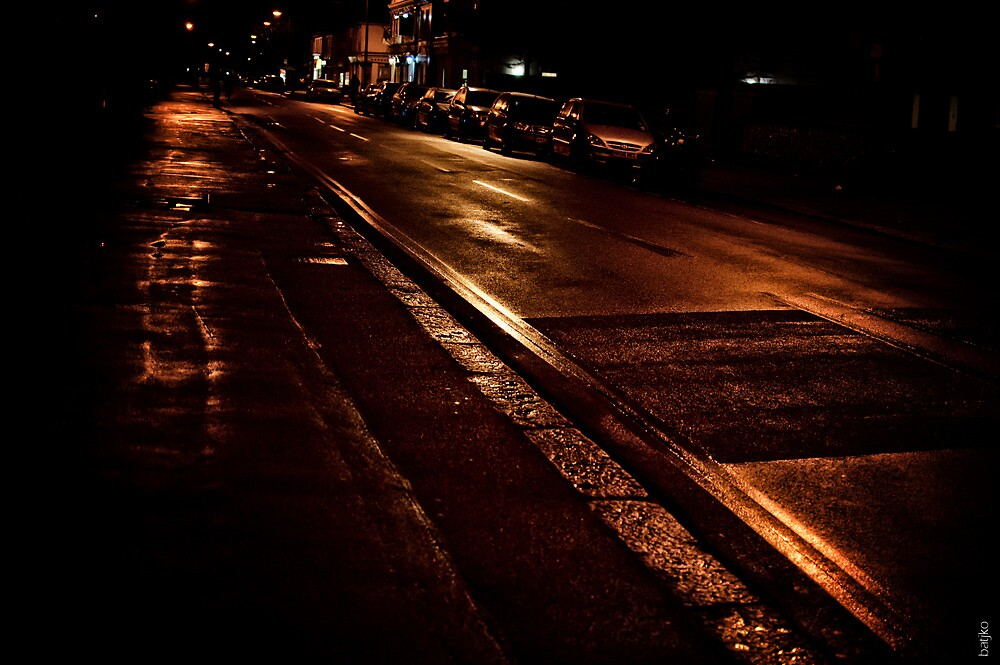 And The Streets Were Lined With Gold by Patrick Metzdorf