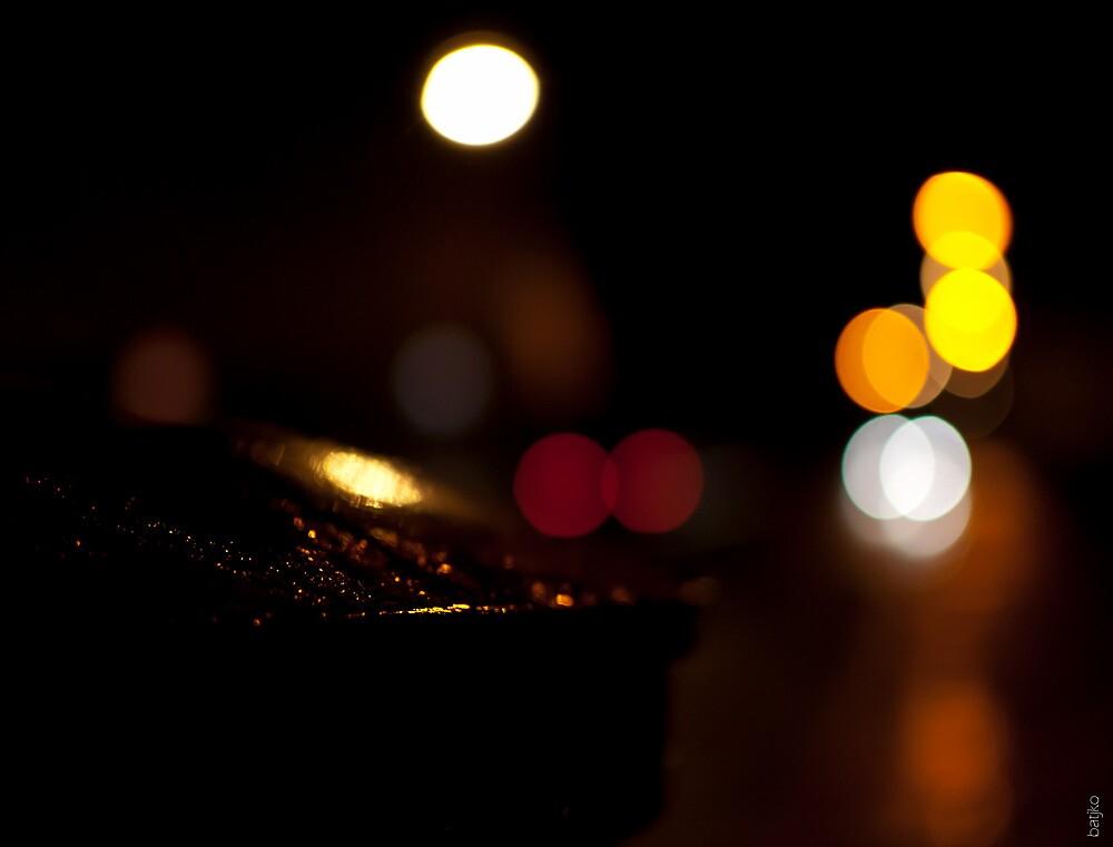 Night Life by Patrick Metzdorf