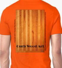 Official Curb Wood Art T shirt Unisex T-Shirt