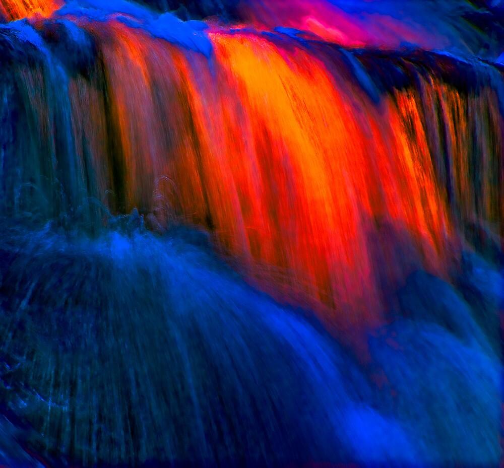Great Falls of Fire by morgan earl
