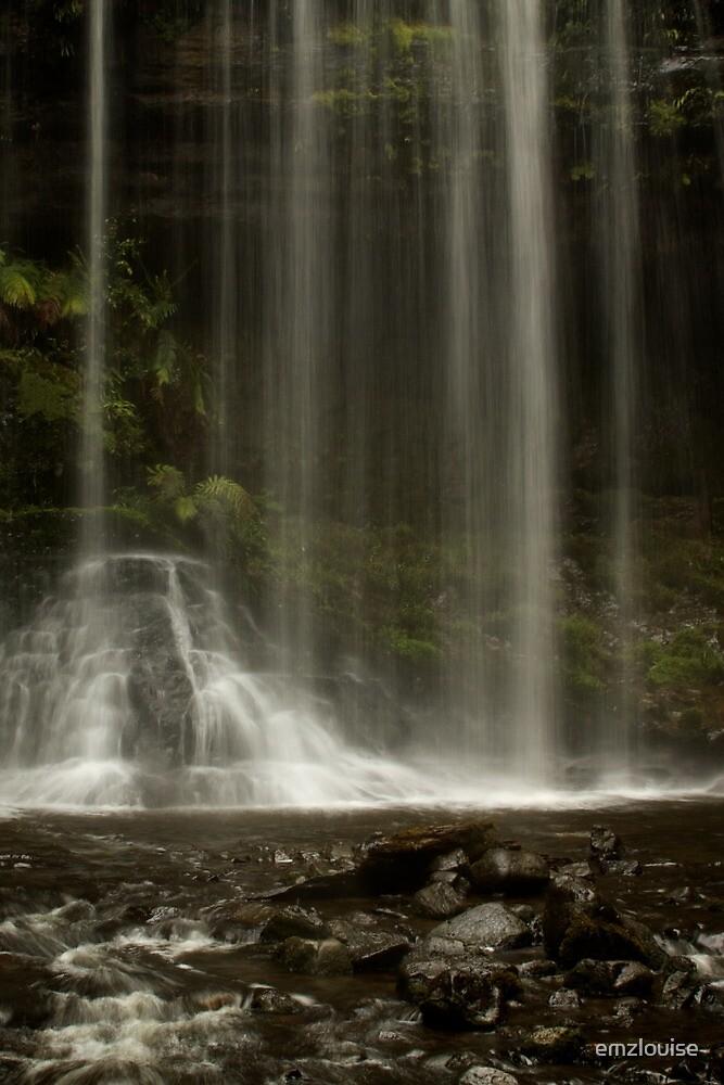 Russell Falls, Mt Field National Park, Tasmania Australia by emzlouise