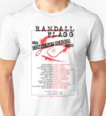 Randall Flagg World Tour- Metal/Hardcore/Punk Style T-Shirt