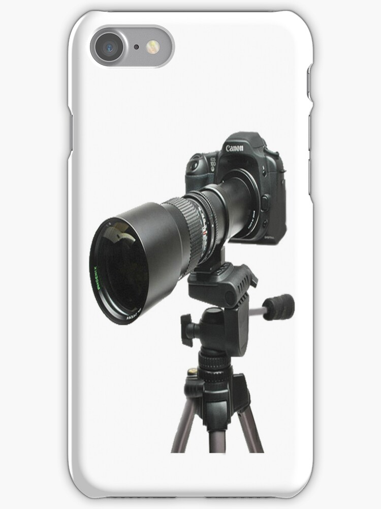 。◕‿◕。 ☀ ツ Camera on Tripod IPhone Case 。◕‿◕。 ☀ ツ by ✿✿ Bonita ✿✿ ђєℓℓσ