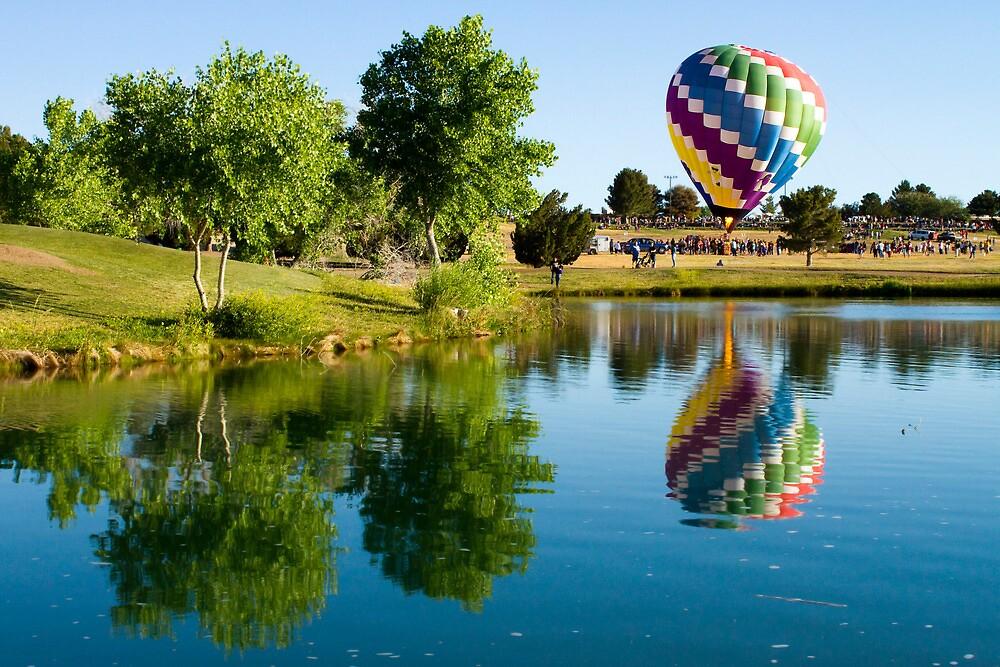 KLAQ 2011 Balloonfest by Ray Chiarello