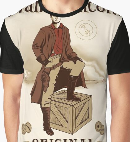 Captain Malcolm  Graphic T-Shirt