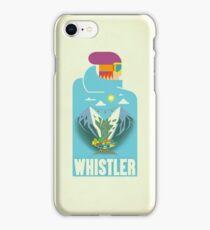 """""""Blue Bird"""" Whistler Village iPhone case iPhone Case/Skin"""