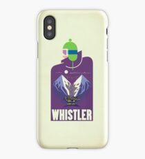 """Full Moon"" Whistler Village iPhone case iPhone Case"
