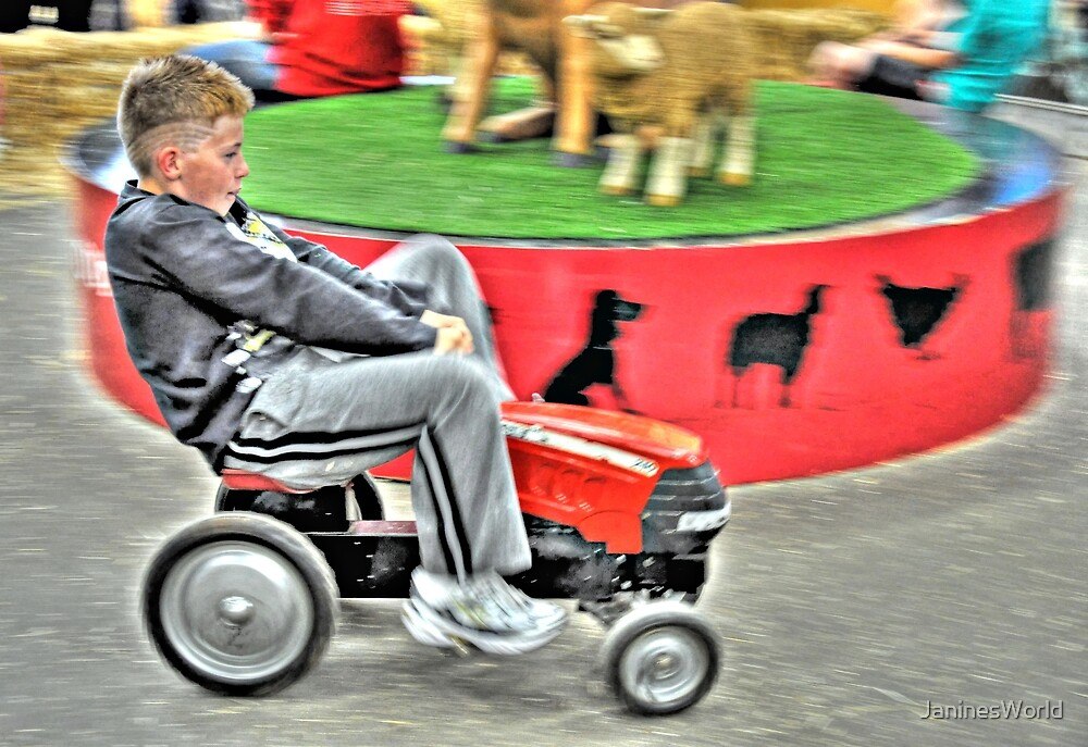 Peddle Kart Mania by JaninesWorld