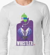 """""""Full Moon"""" Whistler Village Shirt Long Sleeve T-Shirt"""