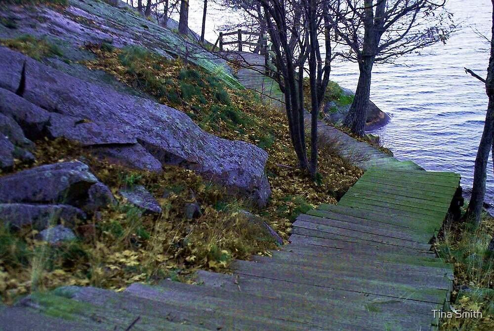 Minna stairs by tina smith